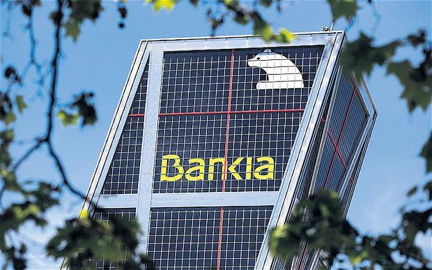Buenas noticias para los accionistas de Bankia